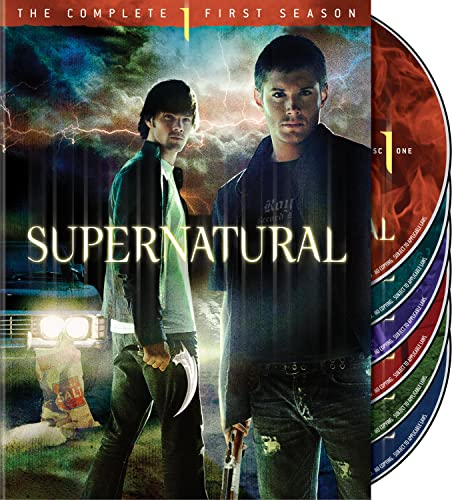 Supernatural - The Complete First Season DVD