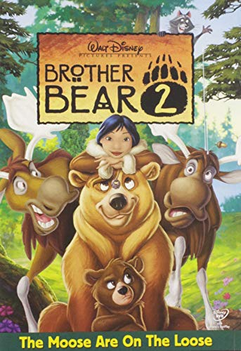 Get Brother Bear 2 On Video