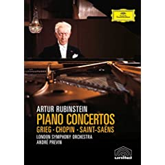 Arthur Rubinstein Later Recordings - The Classical Music