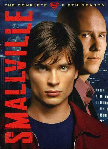 Smallville - Season 5 DVD