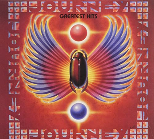 Greatest hits live greatest hits 1 & 2 journey greatest hits 2.