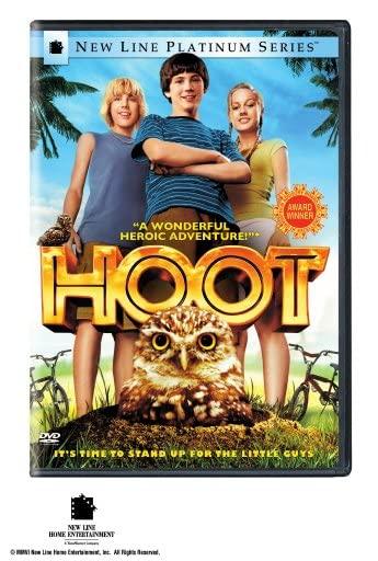 Hoot  DVD