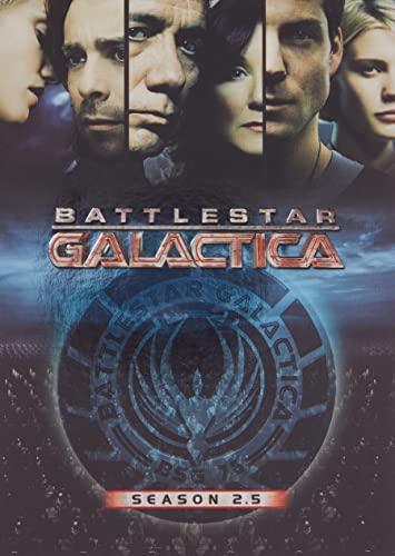 Battlestar Galactica: Season 2.5  DVD