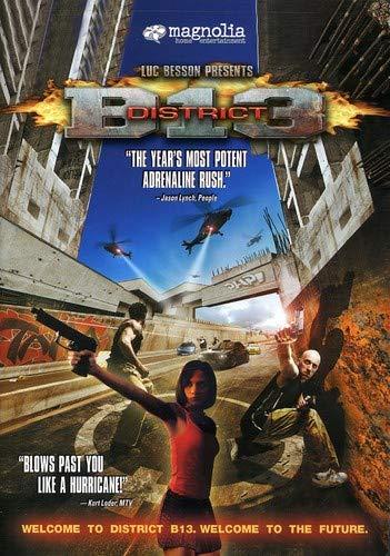 District B13 DVD