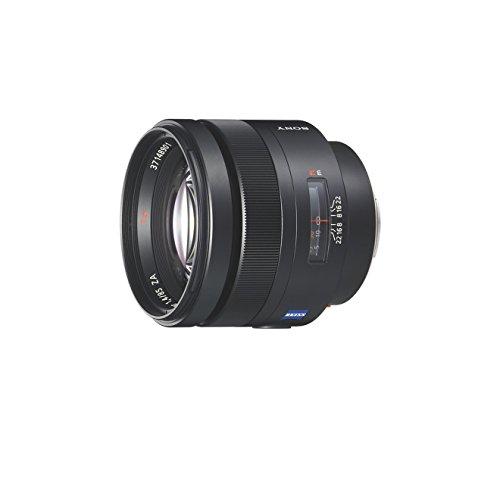 Sony SAL85F14Z 85mm F1.4 Teleobjektiv schwarz