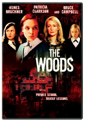 The Woods  DVD