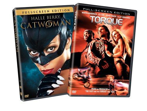 Torque/Catwoman  DVD