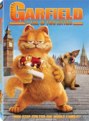 Garfield: A Tail of Two Kitties DVD