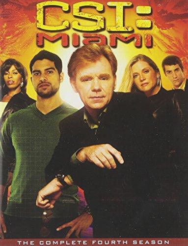 C.S.I. Miami - The Complete Fourth Season DVD