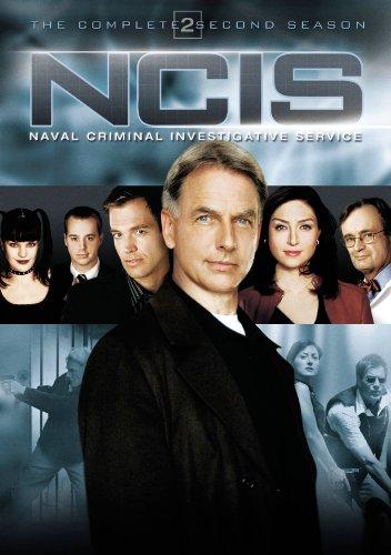 NCIS Naval Criminal Investigative Service - Season 2 DVD