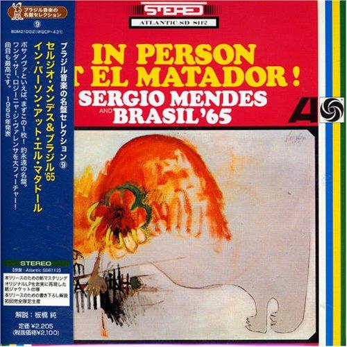 In Person at El Matador