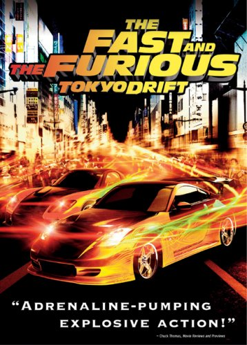 the fast and the furious tokyo drift 2006 dvd hd dvd fullscreen widescreen blu ray and. Black Bedroom Furniture Sets. Home Design Ideas