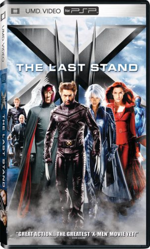 X-3: X-Men - The Last Stand DVD