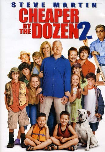 Cheaper By the Dozen 2 DVD
