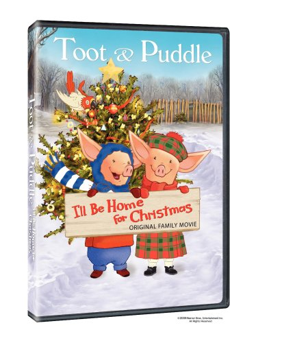 Get Toot & Puddle: I'll Be Home For Christmas On Video