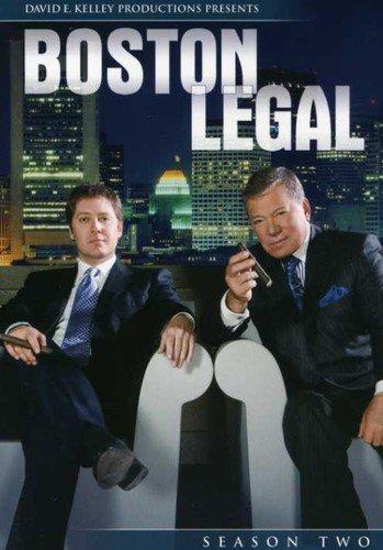 Boston Legal - Season 2 DVD