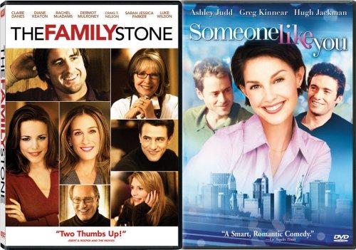 Family Stone/Someone Like You DVD