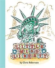 Little Miss Liberty av Chris Robertson