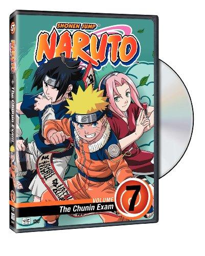 Naruto, Vol. 7 - The Chunin Exam DVD