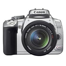 Canon EOS Kiss Digital X/400D/Rebel XTi first impressions