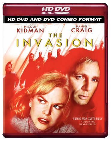 The Invasion  DVD