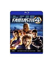 Fantastic Four [Blu-ray] – tekijä: Ioan…
