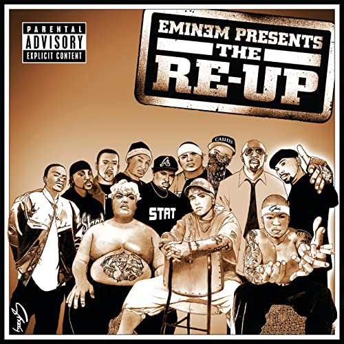 Eminem Presents The Re-up Album