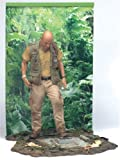 LOST Series 1 with sound & props - Locke Action Figure