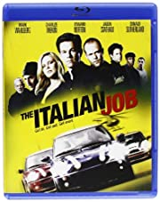 The Italian Job [Blu-ray] by Donald…