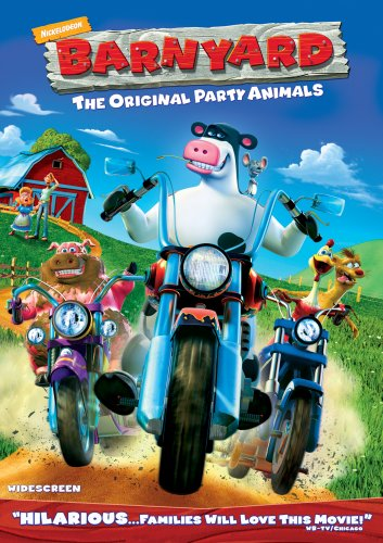 Get Barnyard: The Original Party Animals On Video