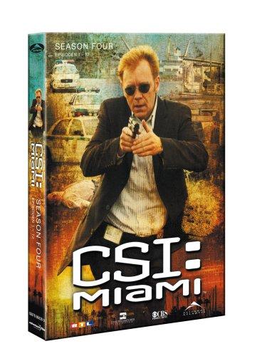 CSI Miami 4.1 DVD
