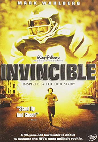 Invincible  DVD