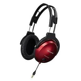 SONY ステレオヘッドホン レッド MDR-D333LW R