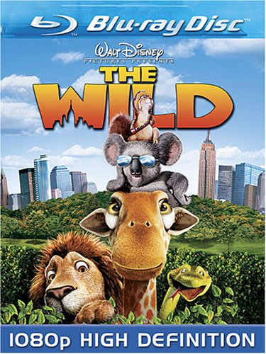 Get The Wild On Blu-Ray