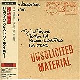Unsolicited Material lyrics