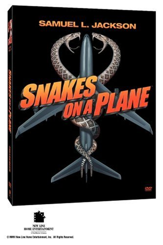 Snakes on a Plane  DVD