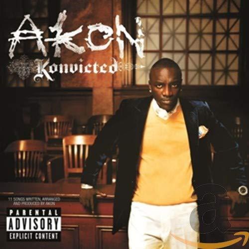 cd akon koncrete 2011