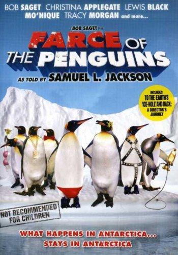 Farce of the Pengiuns  DVD