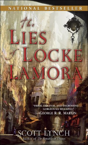 Lies of Locke Lamora - Scott Lynch