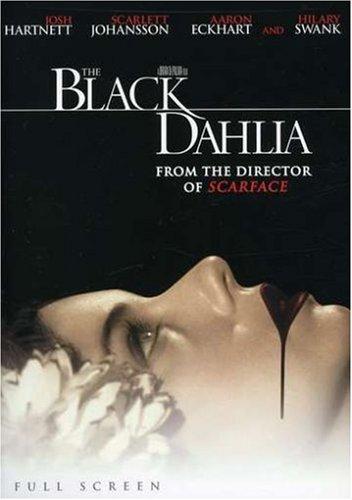 The Black Dahlia  DVD