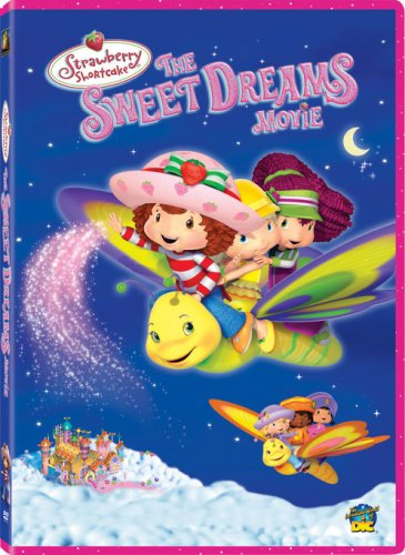 Get Strawberry Shortcake: The Sweet Dreams Movie On Video