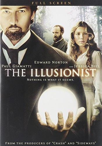 The Illusionist  DVD