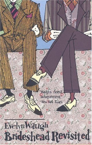 Brideshead Revisited, by Waugh, Evelyn