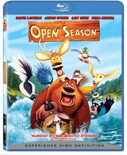 Get Open Season On Blu-Ray