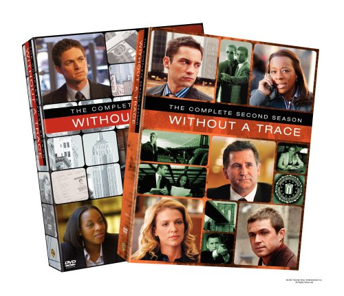 Without a Trace - The First & Second Complete Seasons DVD