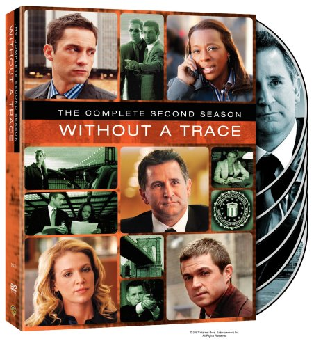 Without a Trace - The Complete Second Season DVD