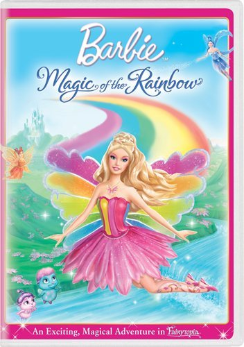 Get Barbie Fairytopia: Magic of The Rainbow On Video