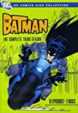 The Batman - The Complete Third Season (DC Comics Kids Collection)