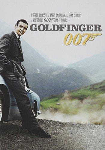 Goldfinger part of James Bond