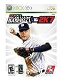 Major League Baseball 2K7 (MLB 2K7) (2007) (Video Game)